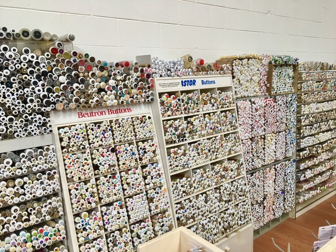 Fantazia,Tweed Heads,buttons,craft,sewing,