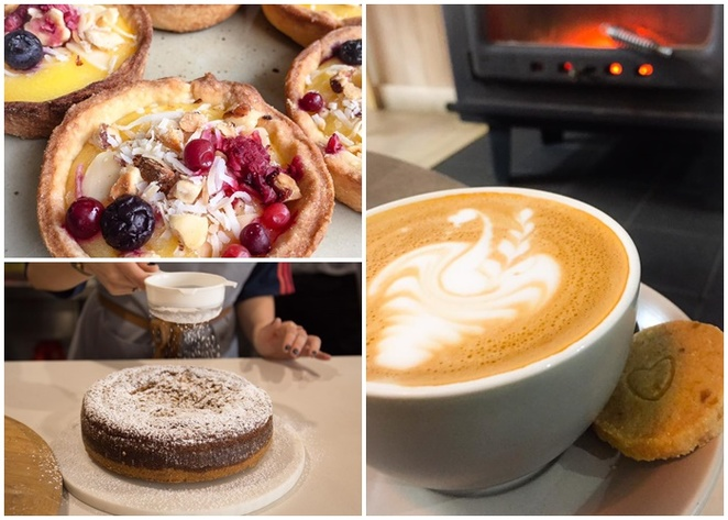 five senses coffee, rye cafe, canberra, ACT, braddon, lonsdlae street, cafe, cosy, winter, all day breakfast, popular, busy, breakfast, lunch, coffee, cake, fireplace,