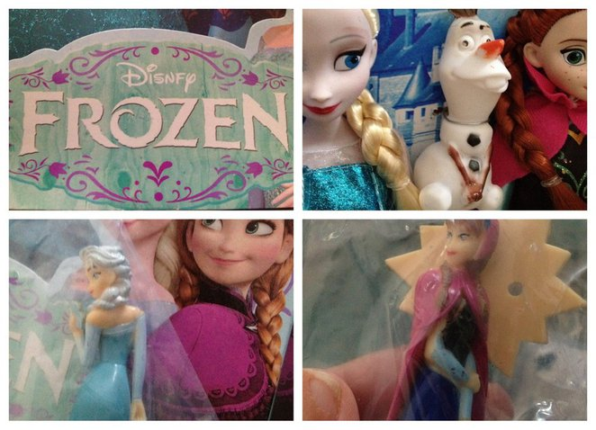 Frozen theme party, Disney