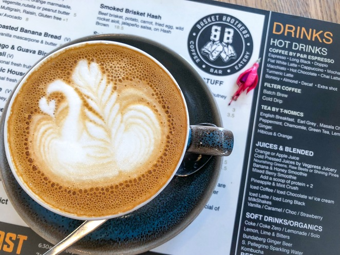 GMV, Coffee, Brunch, Cafe, Review, sydney