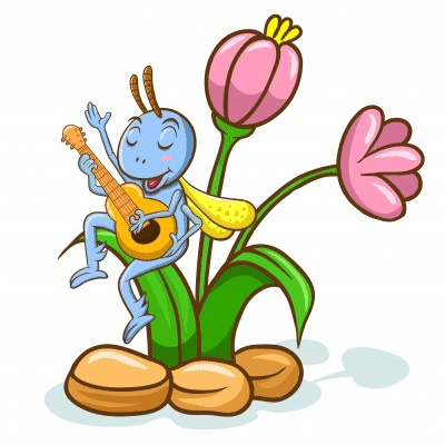 How to Get that Grasshopper to Sing a Different Tune and Other Gardening Questions