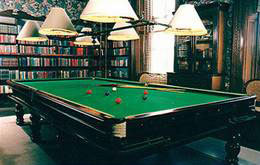 Historic Billiard Table