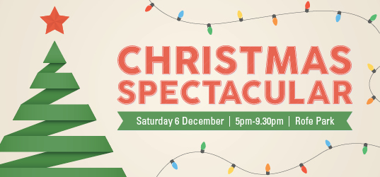 Hornsby Shire's annual Christmas Spectacular