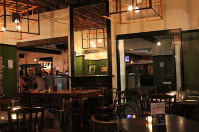 hotel wright street, adelaide, local cider, pool, design