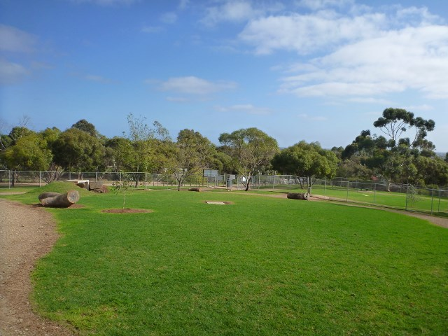 Jo Gapper Dog Park Hillbank Adelaide, City of Playford, Elizabeth