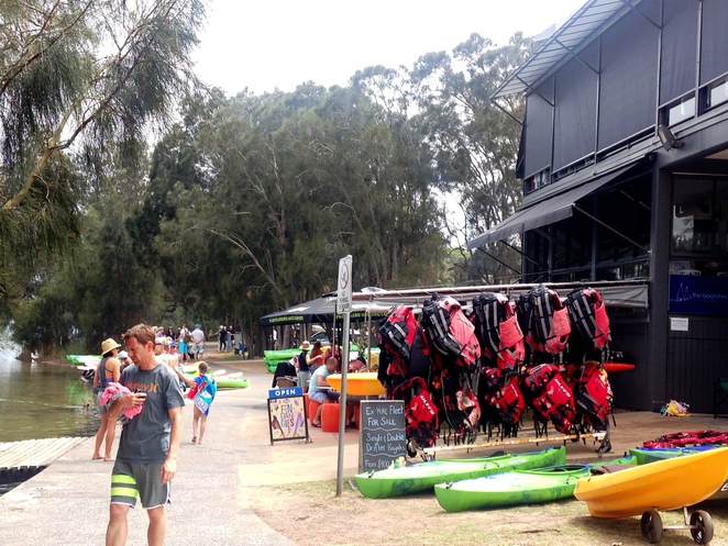 Kayaking & Paddleboarding, ProKayaks, Narrabeen Lakes