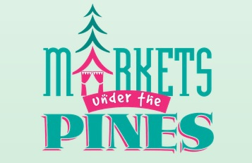Image Courtesy of the Markets Under the Pines website