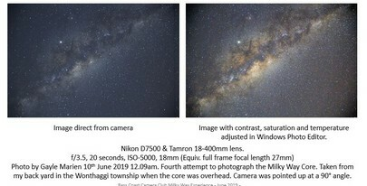 How to Photograph the Milky Way - Melbourne