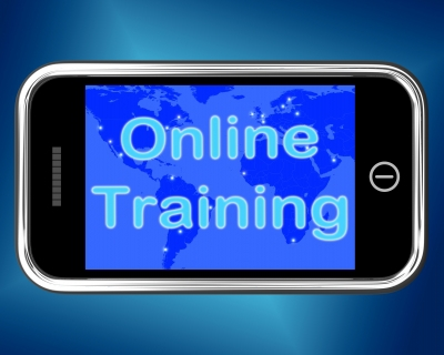 mobile phone e learning online learning education study