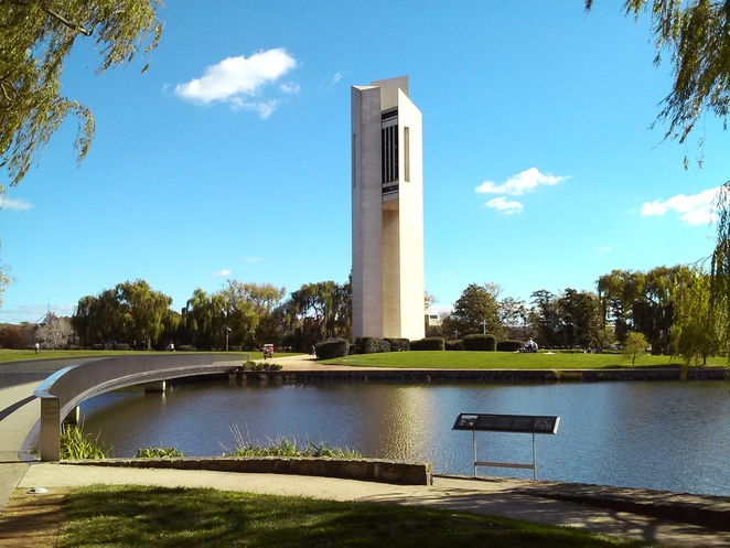 national carillon, canberra, christmas eve, concert, ACT, families, music, carillons,