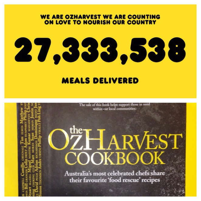 ozharvest volunteer nest cooking for a cause
