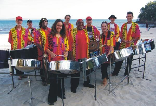 Pantastic Steel Band