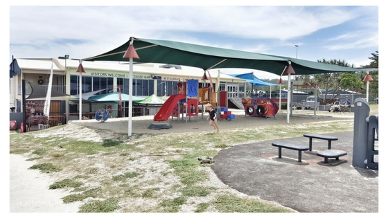 Ronnie Long Park, Gold Coast Playground