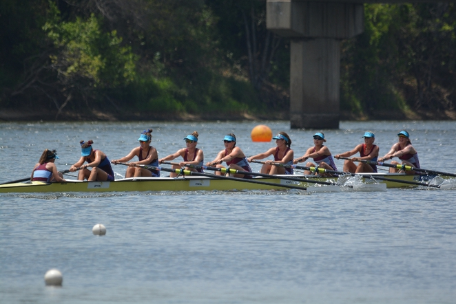 Photo courtesy of the University of Queensland Rowing Club