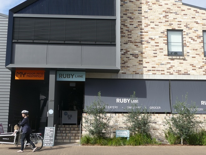 Ruby Lane Cafe & Grocer, Manly, NSW