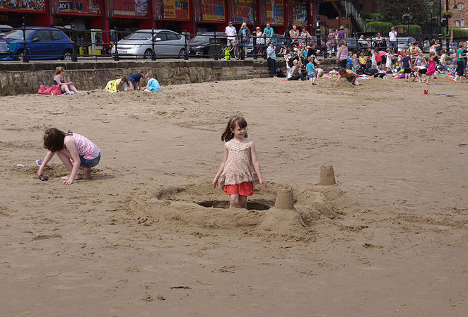 Sand Castle, fun things to do with kids,