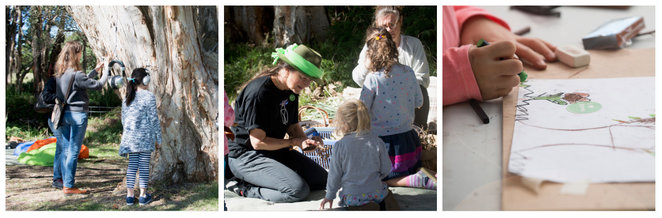 Science in the Wild Australian Botanic Garden Tree Veneration Society