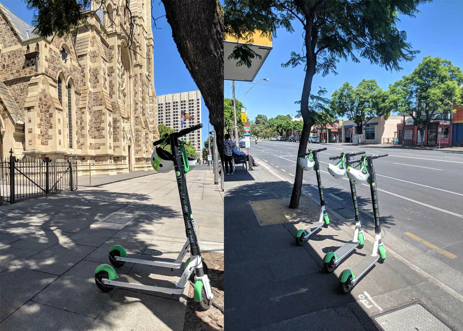 Lime Electric Scooters - Adelaide - Adelaide