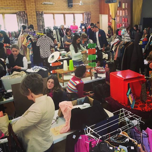 Excess Baggage: Paddington Secondhand Market - Brisbane