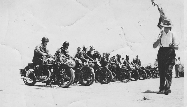 Sellicks Beach Historic Bike Races