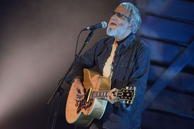 Yusuf Cat Stevens, Peace Train Tour, Matthew and Son, Father and Son, Wild World, Botanic Gardens