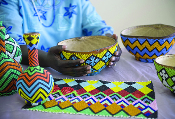 Traditional Craft Workshops, Sudanese Beading, City of Marion, Glandore Community Centre, City of Port Adelaide Enfield, Enfield Community Centre