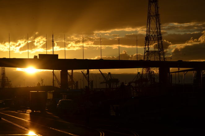 Sunset at Docklands - Photo by Tricia Ziemer