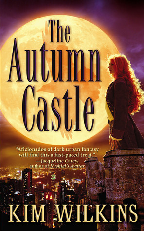 The Autumn Castle, Kim Wilkings, books about fairies for adults, fairy books