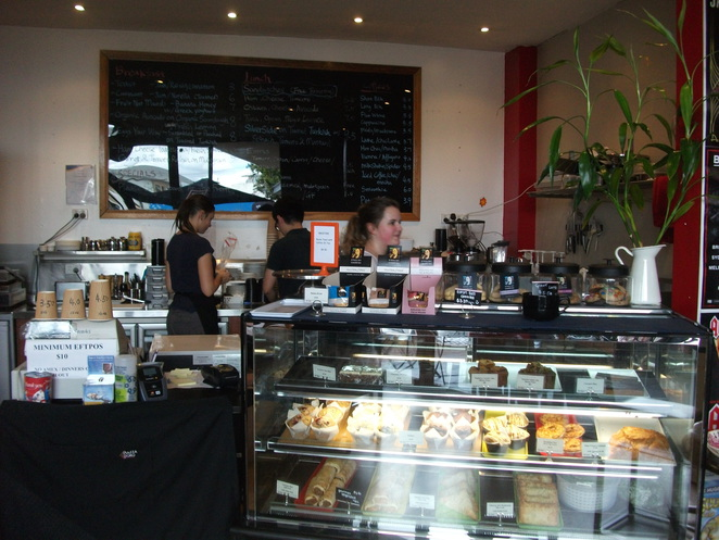 The Spot, coffee, cafe, gluten free, Taringa