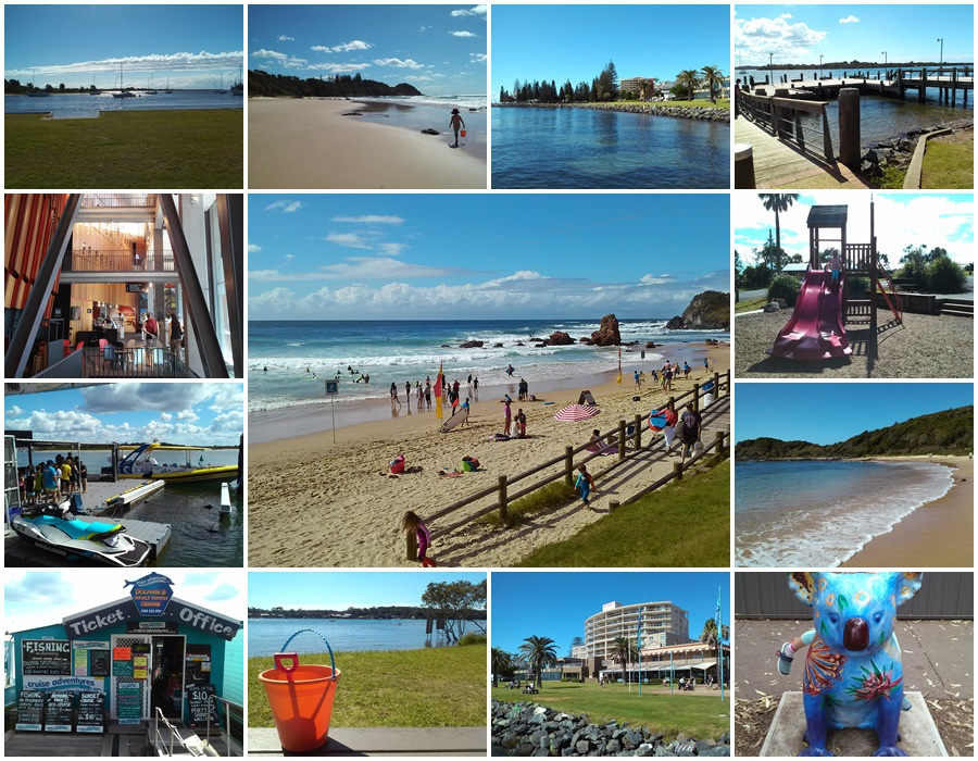 how to get to port macquarie