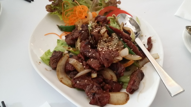 Viet L'amour, Shaken Steak with Soy, Adelaide