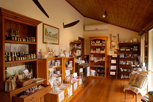 Warrantina Lavendar Farm Shop