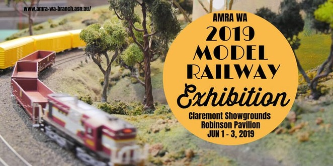 2019 Model Railway Exhibtion