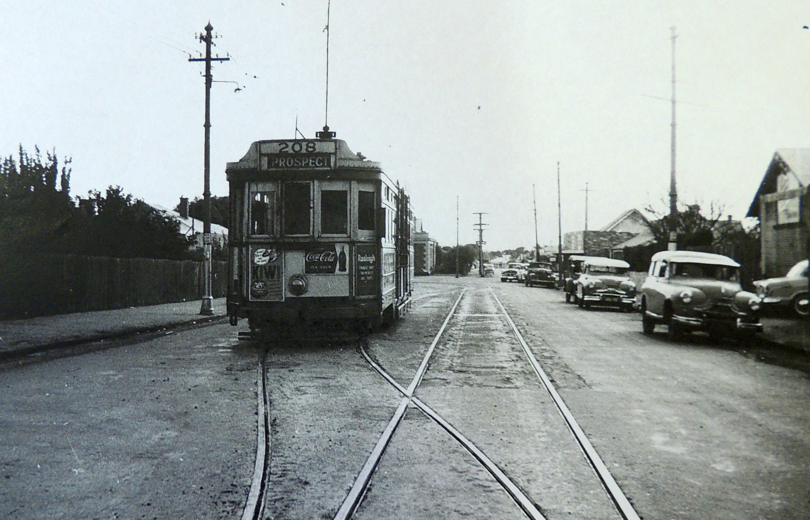 South Melbourne Beach Tram