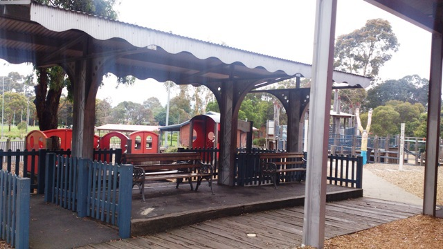 Bayswater Train Park