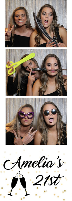 Beauty and the Booth Photobooth Hire