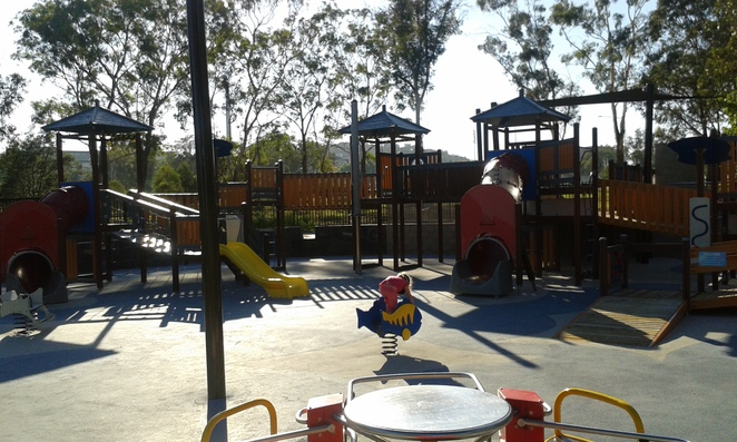 boundless playground, playground, kings park, canberra, ACT, lake burley griffin, national police memorial,