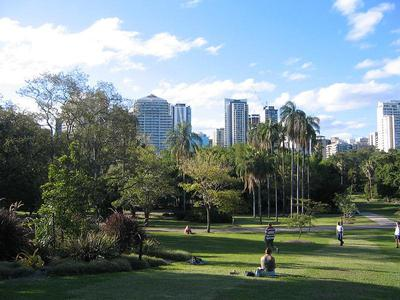 City Botanic Gardens, image from Wikipedia