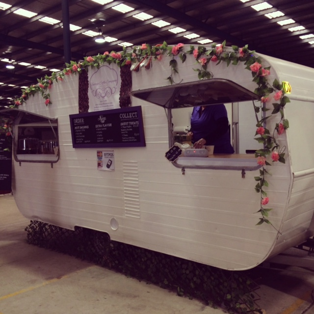 Caravan, laverton, market, things to do at the weekend, melbourne, coffee,