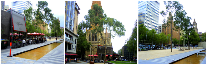 city square melbourne