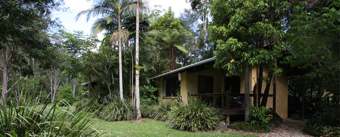 cottage, creek, currumbin, accommodation, retreat, getaway, gold coast