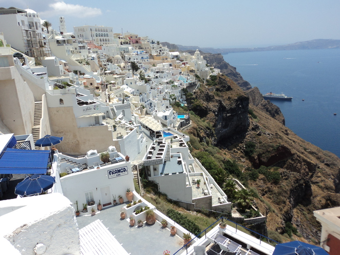 Fira Santorini Accommodation