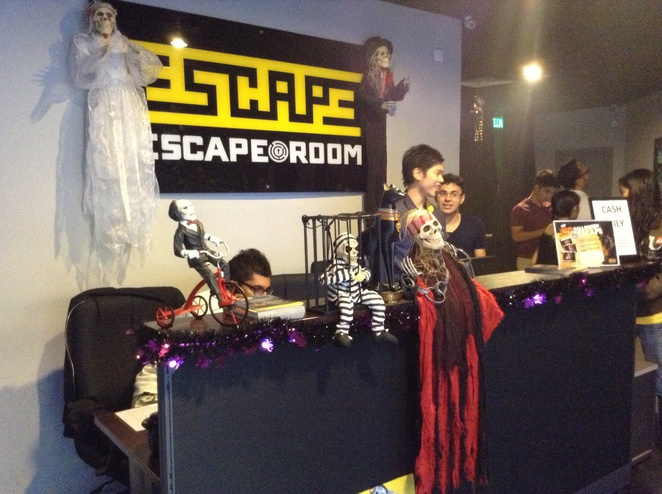 escape room e@curve