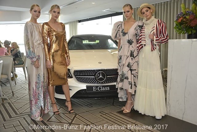 Mercedes Benz Fashion Festival 2018 Brisbane