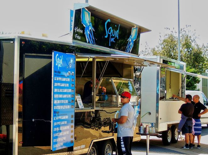 food truck movement, food truck hub, food trucks, street food, food and wine, adelaide showgrounds, south australian, in adelaide, goodwood road, fresh seafood