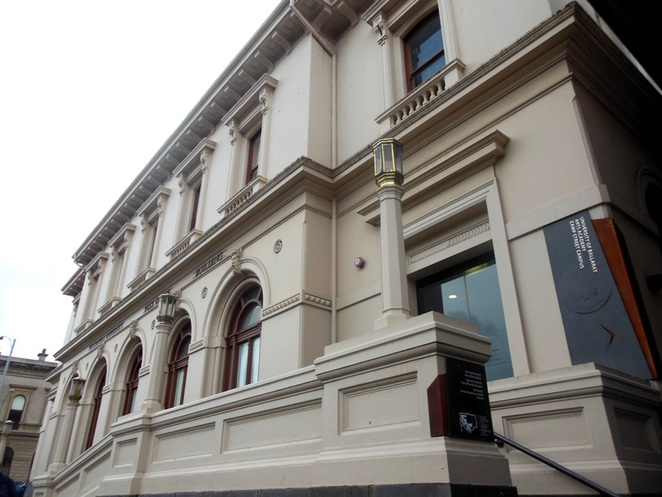 former post office building ballarat