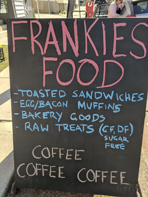 Frankie's Coffee Bar;