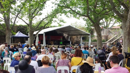 Fremantle Arts Centre, Sunday music, Fremantle