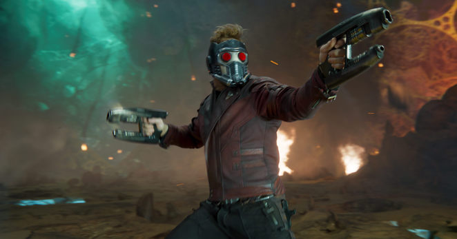 Guardians of the Galaxy Vol. 2 - Starlord