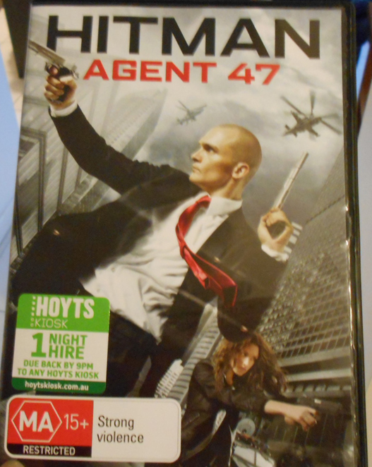 hitman agent 47, movie review,